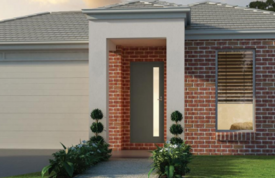 House and Land Package in Sicklefoern Drive in Melton South, VIC
