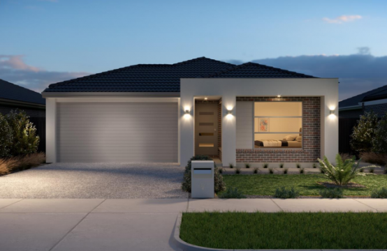 House and Land Package Feronia Avenue in Tarneit, VIC